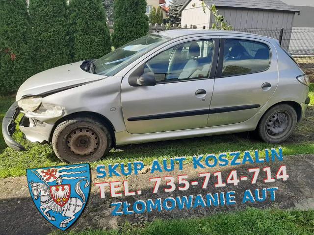samochód na złom