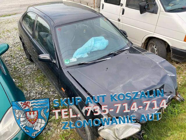 skup aut powypadkowych Białogard